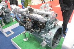 玉柴YC6J210N-40 国四 发动机