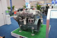 玉柴YC6L310-50 310马力 8.4L 国五 柴油发动机