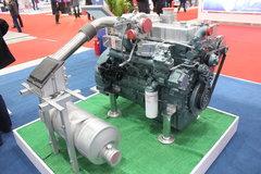 玉柴YC6L280-50 280马力 8.4L 国五 柴油发动机