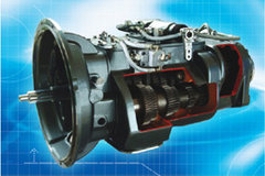 法士特16JSD200TA 16挡 手动挡变速箱