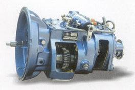 法士特8JS75C 变速箱