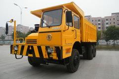 陕汽通力 336马力 6X4 宽体矿用自卸车(22吨)