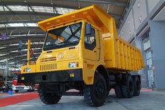 陕汽通力 336马力 6X4 宽体矿用自卸车(23吨)