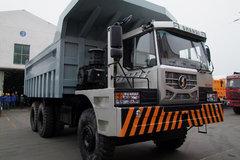 陕汽通力 420马力 6X4 宽体矿用自卸车(5.8米)