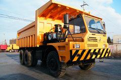 陕汽通力 336马力 6X4 宽体矿用自卸车(5.6米)