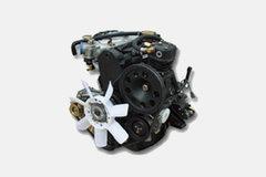 一汽四环CA4G25E 109马力 2.5L 国二 汽油发动机