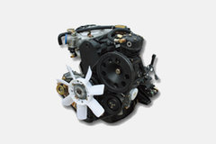 一汽四环CA6GH1 137马力 5.56L 国三 柴油发动机