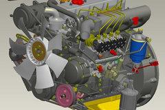 新柴XC4D25Q3U62 85马力 2.5L 国三 柴油发动机