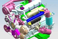 新柴XC4N20Q3U55 75马力 2L 国三 柴油发动机