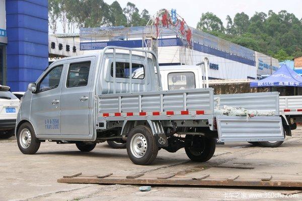 回馈客户神骐T10载货车3.07米仅售4.54万