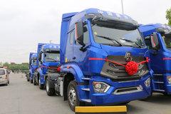 中国重汽 豪瀚N5G重卡 340马力 4X2牵引车(ZZ4185N3613E1) 卡车图片
