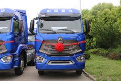 中国重汽 豪瀚N5G重卡 340马力 4X2牵引车(ZZ4185N3613E1)