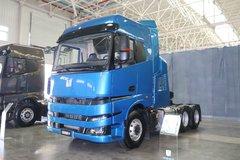 吉利远程  510马力 6X4插电式混动牵引车 卡车图片