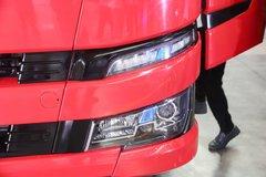 吉利远程 M100重卡 物流版 460马力 6X4甲醇新能源牵引车 卡车图片