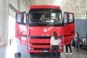 吉利远程 M100重卡 物流版 460马力 6X4甲醇新能源牵引车