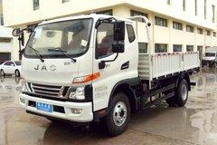 江淮 骏铃V6 156马力 3.85米排半栏板轻卡(HFC1043P91K9C2V) 卡车图片