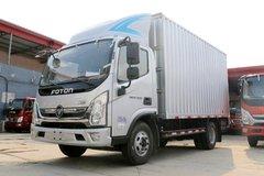 福田 奥铃新捷运 115马力 4.14米单排厢式轻卡(BJ5045XXY-FA) 卡车图片