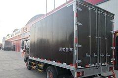 中国重汽HOWO 悍将 2019款 143马力 4.15米单排厢式轻卡(ZZ5047XXYF3315E145) 卡车图片