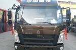 中国重汽HOWO 悍将 160马力 3.85米排半厢式轻卡