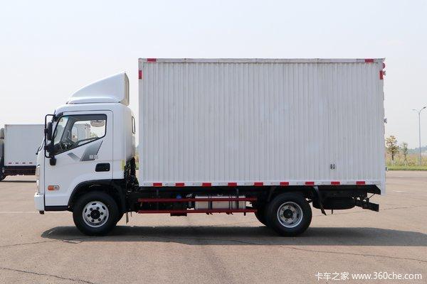 优惠0.2万元四川现代盛图载货车促销中