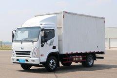 四川现代 盛图 城配版 116马力 4.12单排厢式轻卡(CHM5042XXYGDC33V) 卡车图片