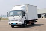 四川现代 盛图 城配版 116马力 4.12单排厢式轻卡(CHM5042XXYGDC33V)