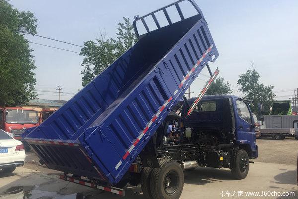 优惠0.3万上海锦互瑞沃E3自卸车促销中