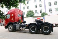 大运 新N8E重卡 标载型 375马力 6X4牵引车(CGC4250D5ECCE) 卡车图片