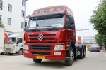 大运 新N8E重卡 轻赢版 375马力 6X4牵引车(CGC4250D5ECCE)