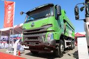 东风柳汽 乘龙H7 400马力 6X4 LNG自卸车(LZ3251H7DLT)