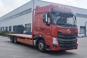 东风柳汽 乘龙H7 460马力 6X2 中置轴平板运输车(迅驰牌)(PXC5250TPB)