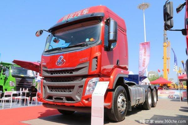 东风柳汽 乘龙H5重卡 400马力 6X4牵引车(潍柴)(LZ4250H5DB)