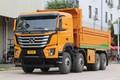 大运重卡 新N8V 350马力 8X4 5.6米自卸车(CGC3310D5DDND)