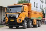 大運重卡 新N8V 350馬力 8X4 5.6米自卸車