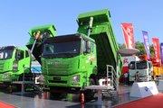 青岛解放 JH6重卡 375马力 6X4 5.6米自卸车(国六)(CA3251P27K15L1T1E6A80)