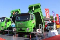 青岛解放 JH6重卡 375马力 6X4 5.6米自卸车(国六)(CA3251P27K15L1T1E6A80) 卡车图片