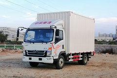中国重汽 豪曼H3 116马力 4.2米单排厢式轻卡(ZZ5048XXYD17EB1)