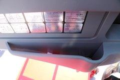红岩 杰狮C500e 350马力 8X4 14方混凝土搅拌车(WL5311GJBCQ30) 卡车图片