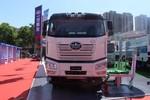 解放 新J6P 440马力 8X4 LNG混凝土搅拌车(中集凌宇)(国六)(CA5310GJBP66M25L1T4E6)图片