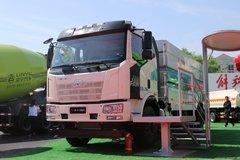 一汽解放 J6L 220马力 4X2扫路车(海德牌)(国六)(CHD5180TXSJFE6)