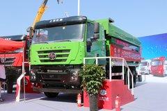 上汽红岩 新金刚M500 350马力 6X4 5.8米自卸车(CQ5256ZLJHTVG404L) 卡车图片