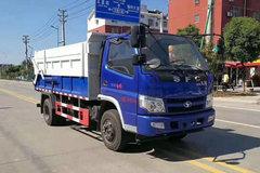 时风 新风顺I 116马力 4X2 压缩式对接垃圾车(SSF5042ZDJJ63-1)