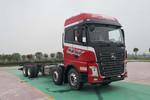 三一集团 峻岭版 430马力 8X4 9.5米栏板载货车(HQC1310LBY5GE1B)图片