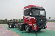 三一集团 峻岭版 430马力 8X4 9.5米栏板载货车(HQC1310LBY5GE1B)