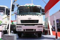 长征汽车 410马力 6X4 5.6米LNG自卸式垃圾车(CZ5251ZLJSU45L) 卡车图片