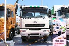 长征汽车 410马力 6X4 5.8米LNG自卸式垃圾车底盘(CZ5251ZLJSU45L) 卡车图片