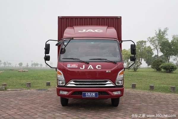 为回馈新老客户江淮康铃J6载货车仅售9万