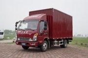 江淮 新康铃J6 143马力 4.15米单排厢式轻卡(HFC5043XXYP91K7C2V)