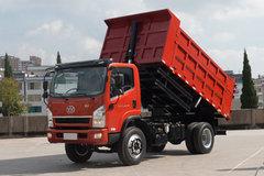 一汽红塔 解放经典7系 150马力 4.06米渣土自卸车(CA3040K35L3E5) 卡车图片