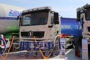 陜汽重卡 德龍L3000 4X2純電動車廂可卸式垃圾車